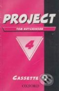 Project 4 - Cassette - Tom Hutchinson