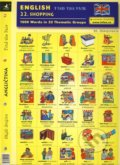 English - Find the Pair 22. (Shopping) -