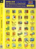 English - Find the Pair 20. (Housing & Furniture) -