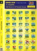 English - Find the Pair 17. (Plants) -