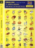 English - Find the Pair 09. (Food & Drinks) -