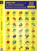 English - Find the Pair 08. (Fruit & Vegetables) -