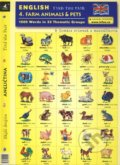 English - Find the Pair 04. (Farm Animals & Pets) -
