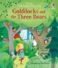 Goldilocks and the Three Bears - Anna Milbourne, Mar Ferrero (ilustrátor)