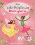 Sticker Dolly Dressing Dancing Fairies - Fiona Watt, Antonia Miller (ilustrátor)