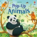 Pop-Up Animals - Anna Milbourne, Richard Johnson (ilustrátor)
