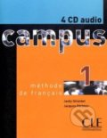 Campus 1 - 4 CD audio -