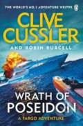 Wrath of Poseidon - Clive Cussler, Robin Burcell