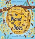 Look Inside The World of Bees - Emily Bone, Jean Claude (ilustrátor)