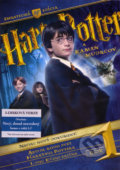 Harry Potter a kámen mudrců - 3 DVD - Chris Columbus
