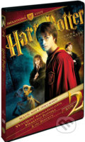 Harry Potter a tajemná komnata  - 3 DVD - Chris Columbus