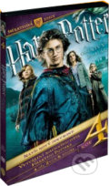 Harry Potter a ohnivá čaša - 3 DVD - Mike Newell