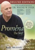 Proměna - The Shift (2 DVD) - Michael Goorjian