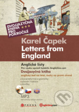 Letters from England - Anglické listy - Karel Čapek