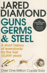 Guns, Germs and Steel - Jared Diamond