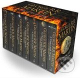 A Song of Ice and Fire (Box set) - George R.R. Martin