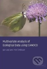 Multivariate Analysis of Ecological Data using CANOCO - Jan Lepš, Petr Šmilauer