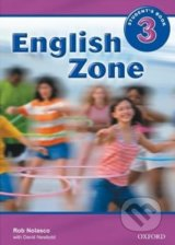 English Zone 3 - Student's Book - Rob Nolasco