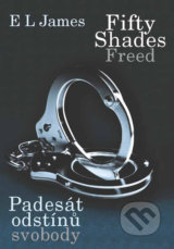 Fifty Shades Freed: Padesát odstínů svobody - E L James