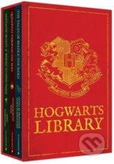 The Hogwarts Library (Boxed Set) - J.K. Rowling