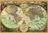Ancient World Map -