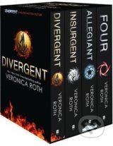 Divergent (Box Set 1 - 4) - Veronica Roth