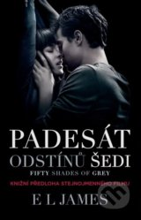 Fifty Shades of Grey: Padesát odstínů šedi - E L James