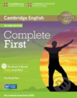 Complete First - Student's Book with Answers and CD-ROM - Guy Brook-Hart