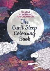 The Can't Sleep Colouring Book -