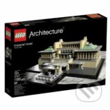 LEGO Architecture 21017 Hotel Imperial -