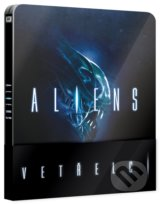 Vetřelci Steelbook - James Cameron