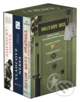 Military (BOX) - Chris Kyle, Scott McEwen, Jim DeFelice, Ben Macintyre, Donald L. Miller
