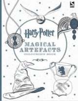 Harry Potter Magical Artefacts Colouring Book -