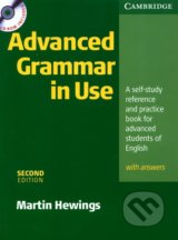Advanced Grammar in Use + CD ROM - Martin Hewings