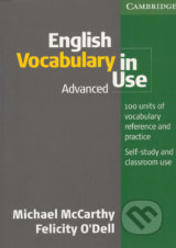 English Vocabulary in Use - Advanced - Michael McCarthy, Felicity O´Dell