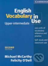English Vocabulary in Use - Upper-intermediate - Michael McCarthy, Felicity O´Dell