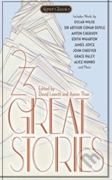 23 Great Stories - David Leavitt, Aaron Thier