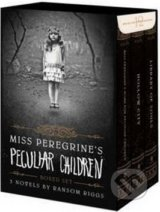 Miss Peregrine's Peculiar Children (Boxed Set) - Ransom Riggs