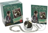 Harry Potter: Locket Horcrux Kit and Sticker Book -