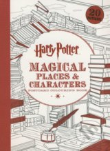 Harry Potter Magical Places and Characters -