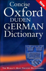 Concise Oxford-Duden German Dictionary -