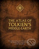 The Atlas of Tolkien's Middle-Earth - Karen Wynn Fonstad