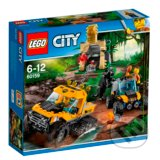 LEGO City Jungle Explorers 60159 Obrnený transportér do džungle -