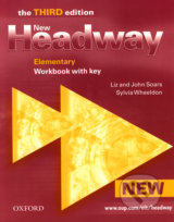 New Headway - Elementary - Workbook with key - Liz Soars, John Soars, Sylvia Wheeldon
