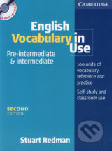 English Vocabulary in Use (+CD) - Pre-intermediate and intermediate - Stuart Redman