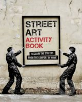 Street Art Activity Book -