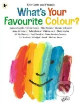 What's Your Favourite Colour? - Eric Carle