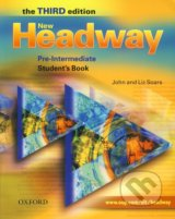 New Headway - Pre-Intermediate - Student's Book - John Soars, Liz Soars