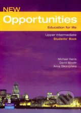 New Opportunities - Upper Intermediate - Students´Book - Michael Harris, David Mower, Anna Sikorzyńska