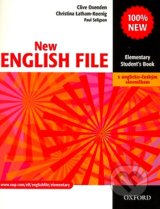 New English File - Elementary - Student´s Book -